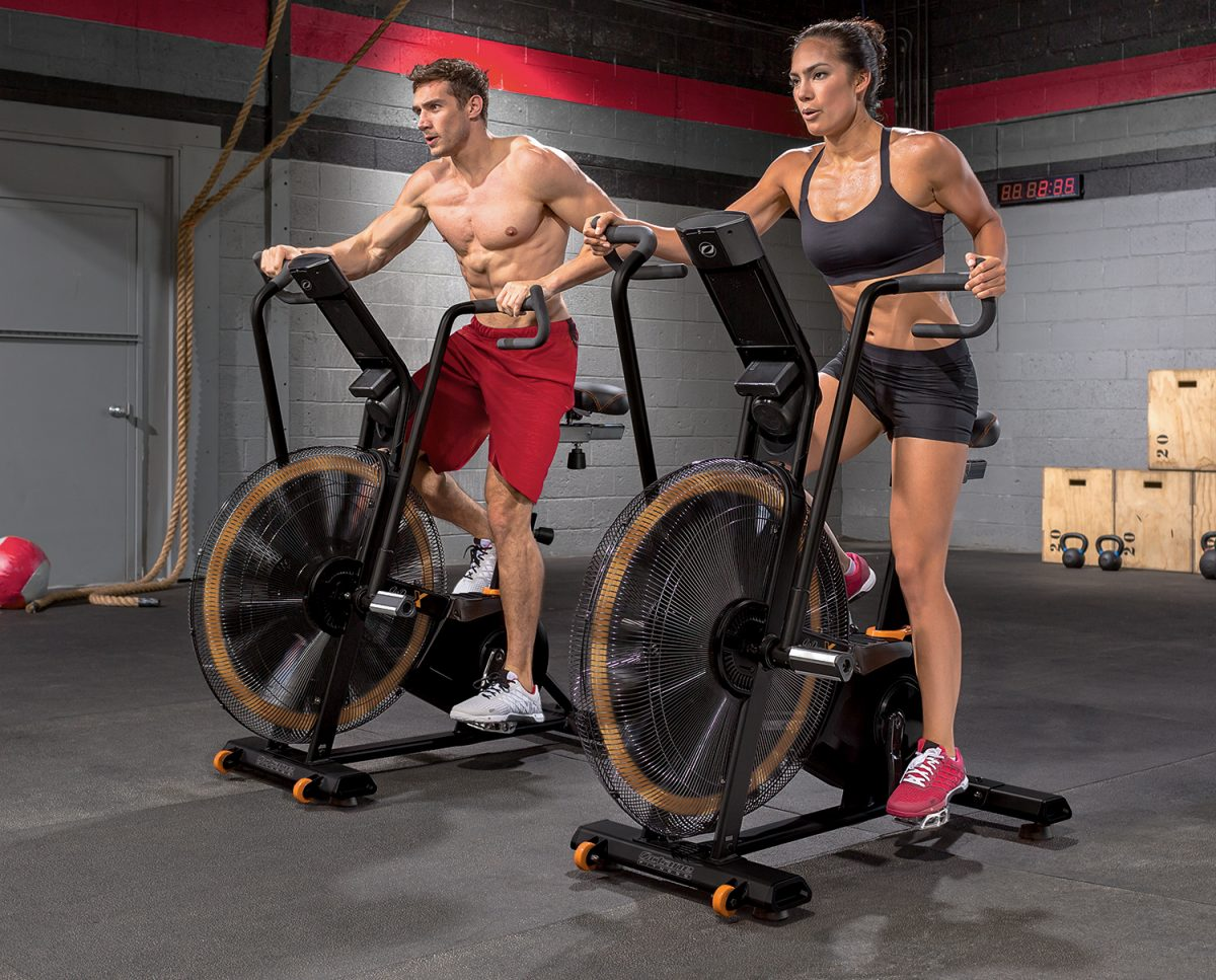 air bike fitness oprema