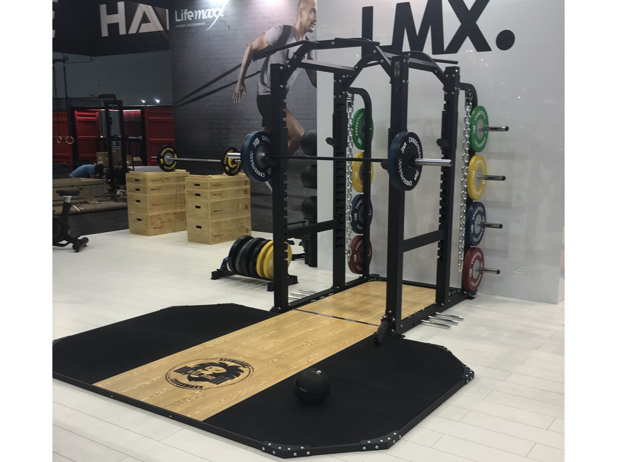 lifting platforma fitness oprema