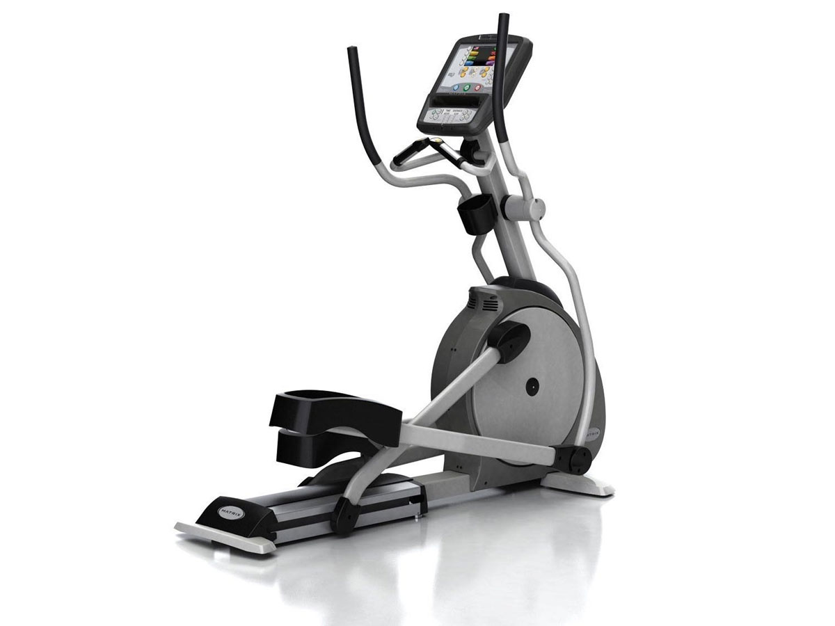 matrix t7x eliptični trenažer fitness oprema