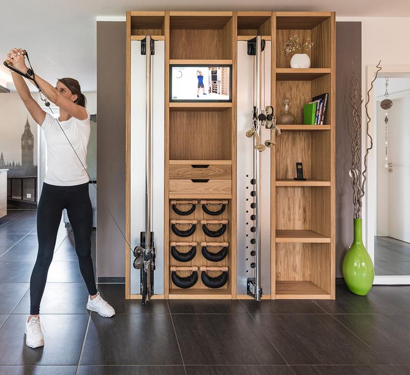 nohrd wall fitness oprema