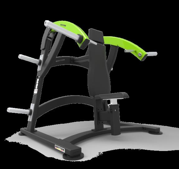 shoulder press bodytone fitness oprema