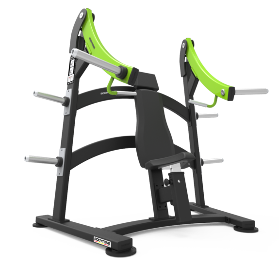 inclined chest press bodytone fitness oprema