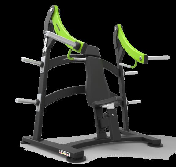 inclined chest press bodytone fitness oprema
