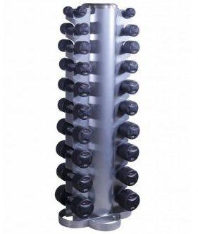 stalak sa bučicama fitness oprema