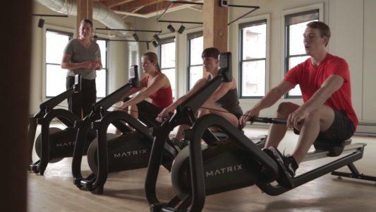 matrix veslacki ergometar fitness oprema