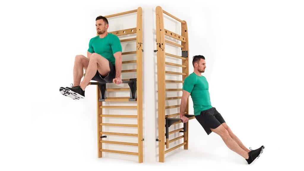 nohrd wallbars fitness oprema