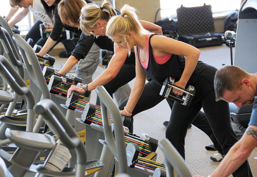 xt-one octane fitness fitness oprema